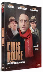 L'ibis rouge, la jaquette du DVD ESC Editions