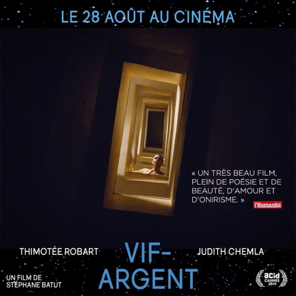 Vif Argent promotion Instagram