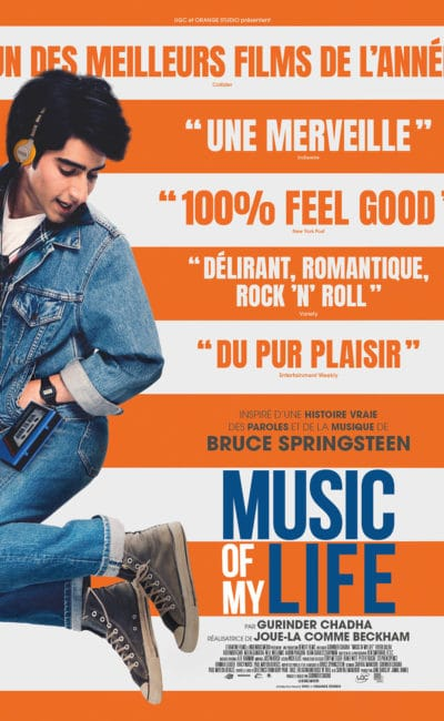 Music of my life - affiche du film