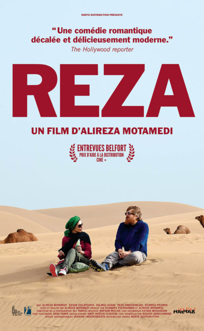 affiche du film Reza, de Alireza Motamedi