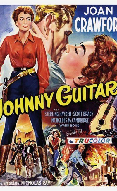 Affiche de Johnny Guitare de Nicholas Ray