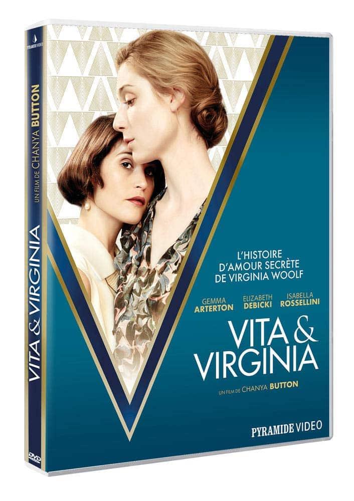 Vita & Virginia en DVD chez Pyramide Vidéo