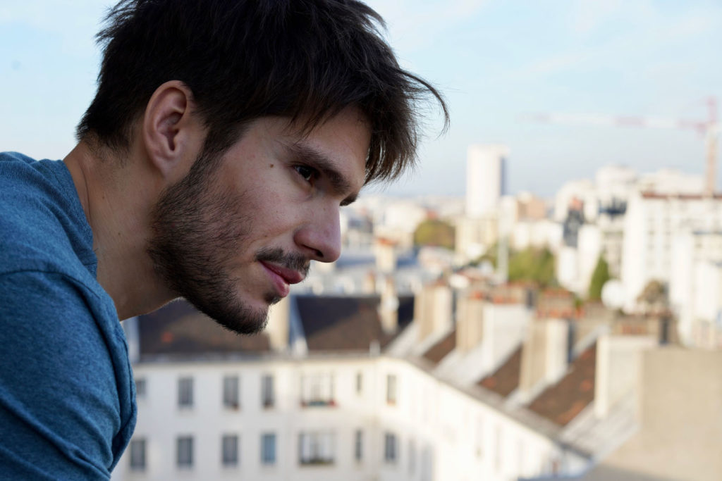 François Civil dans Deux moi