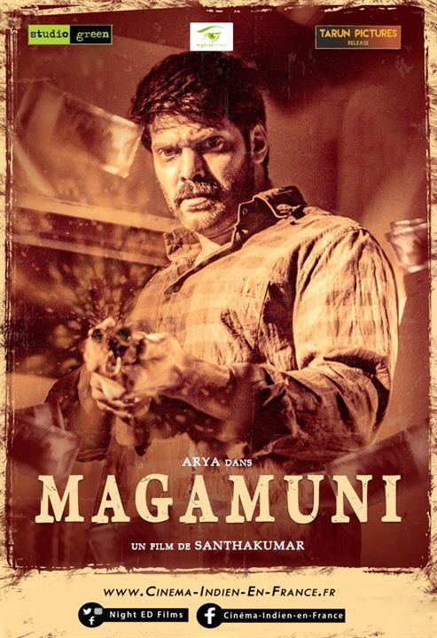 cinéma indien : Magamuni Avec Arya avec