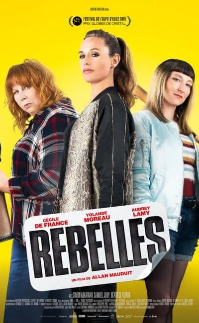Affiche française du film Rebelles