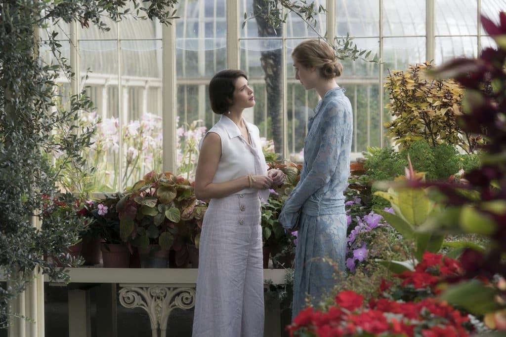 Vita & Virginia : Gemma Arterton et Elizabeth Debicki