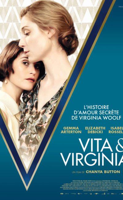 Vita & Virginia affiche française