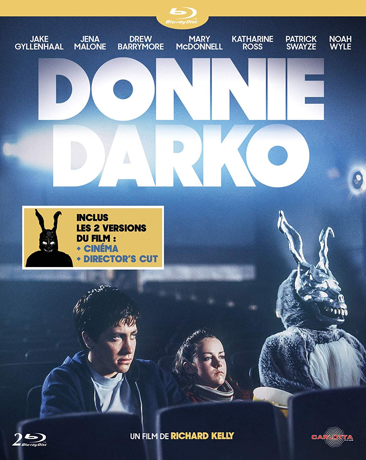 Donnie Darko, édition double blu-ray