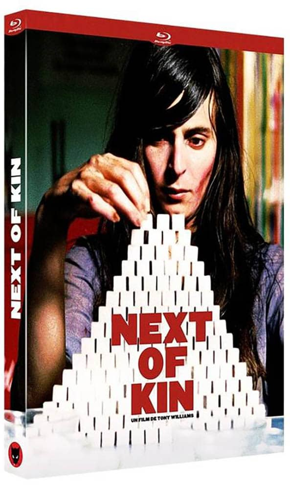 Jaquette de Next of Kin Combo DVD Blu-ray (Le CHat qui fume)