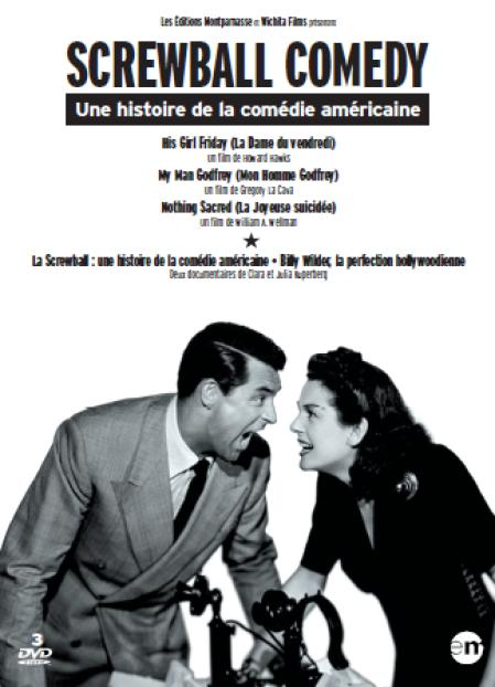 Screwball Comedy, le coffret Montparnasse