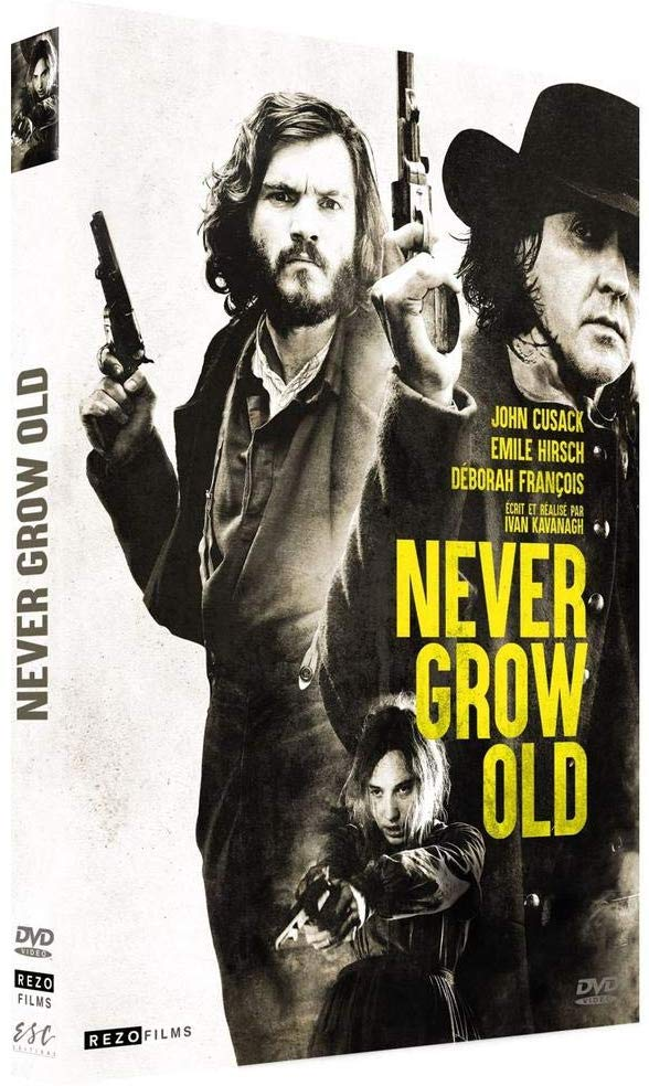 Edition DVD de Never Grow Old