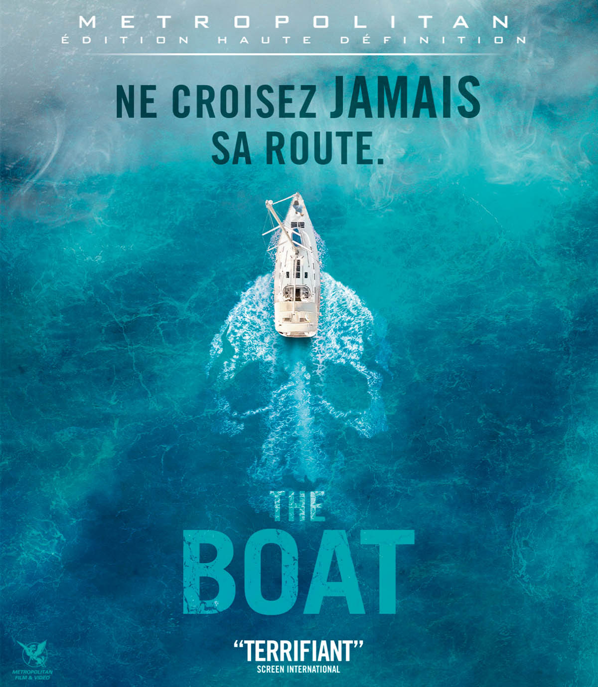 The boat en blu-ray