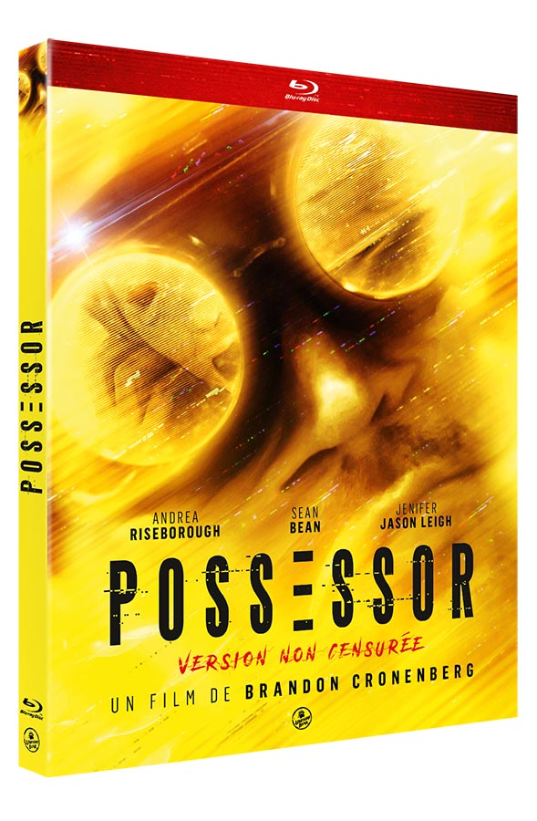 Possessor de brandon Cronenberg , artwork France