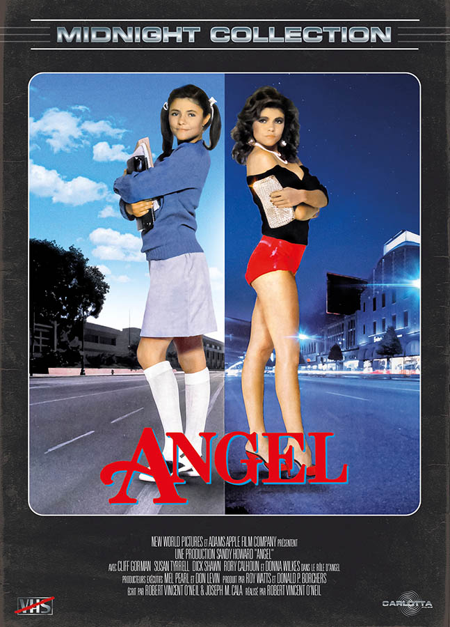 Angel, blu-ray Carlotta