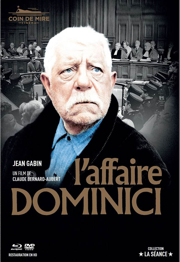 L'affaire dominici, artwork coin de mire (Jean Gabin)